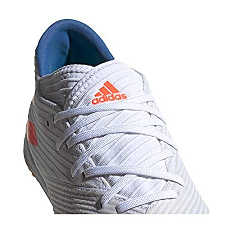 adidas Nemeziz Messi 19.3 IN Halle Weiss Blau: