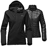 The North Face Thermoball Triclimate Jacket - Men's TNF Black Large