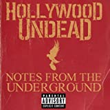 Notes From the Underground by Hollywood Undead [Music CD]
