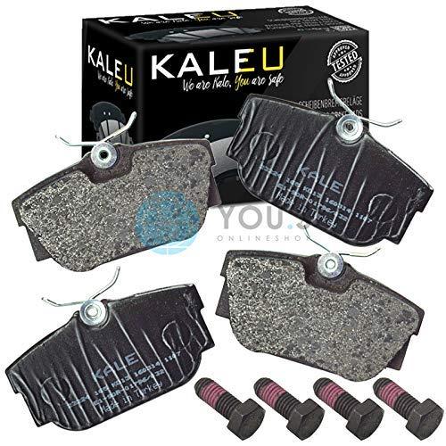 Kale 701698451 Rear Axle Set of Brake Pads Brake Pads: