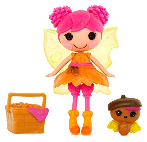 [Mini Lalaloopsy Doll- Autumn Spice] (Lalaloopsy Costumes For Girls)