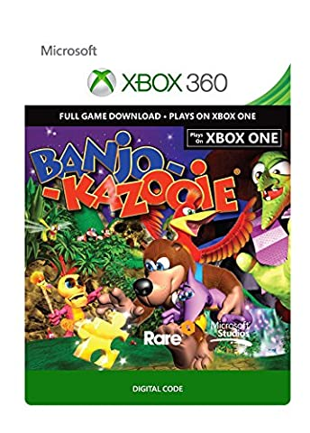 Banjo-Kazooie - Xbox 360 Digital Code (Banjo Xbox)