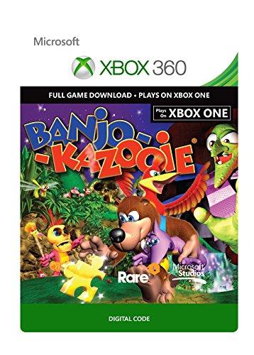 Banjo-Kazooie - Xbox 360 Digital Code by Microsoft