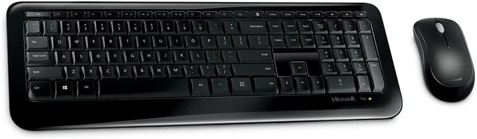 Microsoft – Wireless Desktop 850 Español