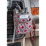 High Road DriverPockets Car Phone Holder and Auto Dashboard Organizer - Sahara