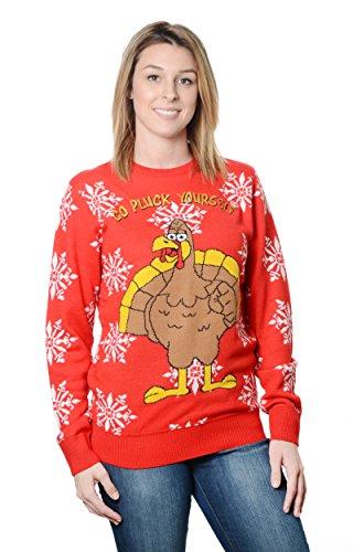 Rwb unisex go pluck yourself ugly christmas sweater red on sale rwb unisex go pluck yourself ugly christmas sweater red on sale solutioingenieria Images