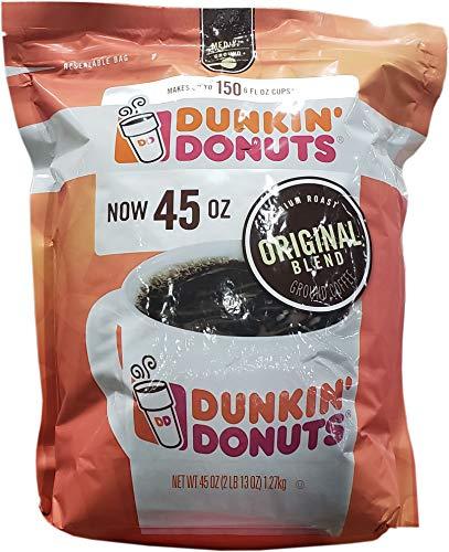 (Dunkin Donuts Original Blend, 45 Ounce)