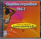 Cumbias Argentinas Vol.. 1