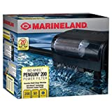 Best Fish Filter For 50 Gallon Tanks - Marineland Penguin 200, Power Filter, 30 to 50-Gallon Review
