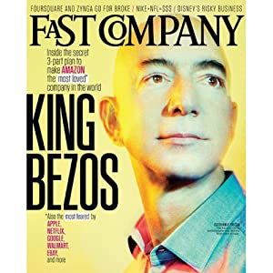 Audible Fast Company, September 2013 Periodical