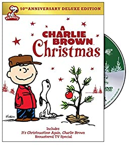 Charlie Brown Christmas 50th Anniversary, A: Deluxe Edition from Warner Home Video