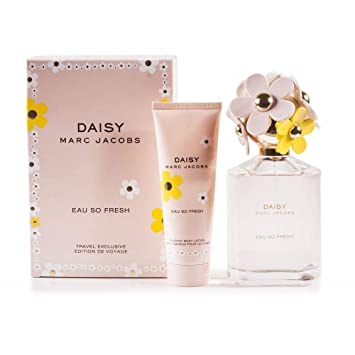 Amazoncom Marc Jacobs Daisy Eau So Fresh 2 Piece Fragrance Set