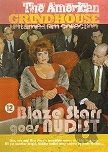 Dvd reviews + blaze star goes nudist