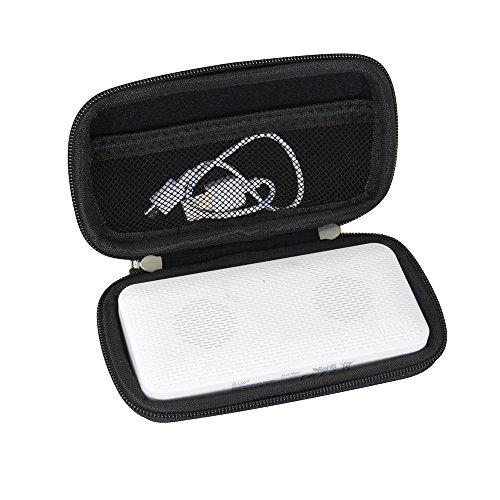 Hermitshell Hard EVA Travel Case Fits iLuv AUD Mini Ultra Slim Pocket-Sized Powerful Sound Bluetooth Speaker