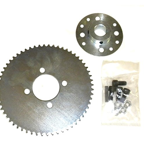 Kart Axle (Go Kart Sprocket & Hub For 1