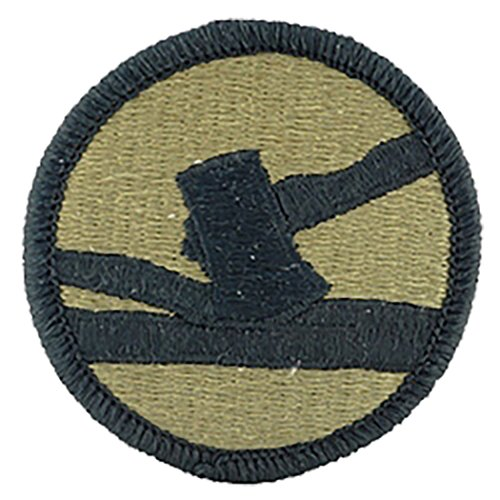 84th Training Division OCP Patch