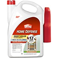 Ortho 0220810 Home Defense Max 1-Gallon Insect Killer for Indoor and Perimeter RTU Trigger