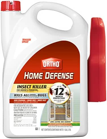 Ortho 0220810 Home Defense Insect Killer, 1 Gallon, V