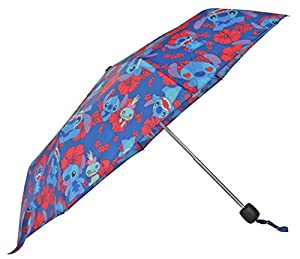 Disney Lilo and Stitch Umbrella Stitch All Over Print Large Retractable Umbrella