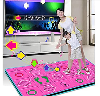 Amazon.com: Dance mat Double Yoga to Lose Weight ...