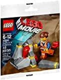 The Piece of Resistance LEGO Movie Set 30280 with Emmet Minifigure