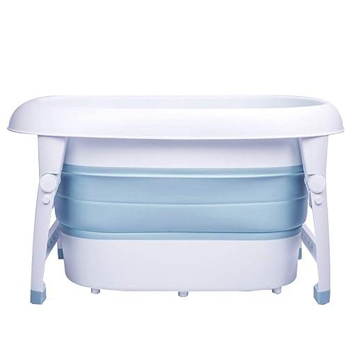 TTKA Bañera Plegable Bebé Bañeras para Bebés y Bañeras de Viaje ...