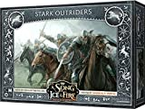 A Song of Ice & Fire: Stark Outriders Unit Box