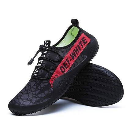 cdae348a7ef4 Amazon.com: Hy Swim Shoes,Barefoot Aqua Water Sports Shoe Women Men ...