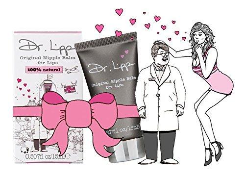 Dr. Lipp - Original Nipple Balm, All Natural Multi-Purpose Balm for Dry Skin, Luscious Lips, and More - 0.507 oz (15ml) Tube by Dr. Lipp (Image #2)