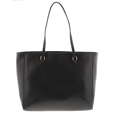 7029e80bf CXL by Christian Lacroix Womens Julie Faux Leather Tote Handbag Gray Large:  Handbags: Amazon.com