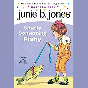Junie B. Jones Smells Something Fishy, Book 12 Audiobook