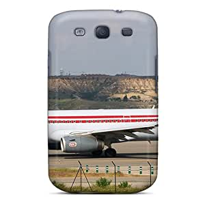 High Grade BIVillegas Flexible Tpu Case For Galaxy S3 - Airbus A321 Niki