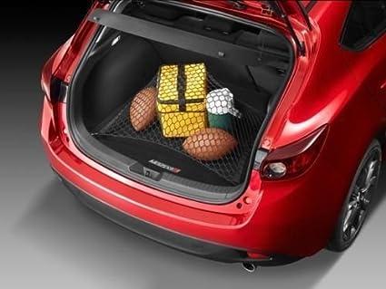 2017 mazda 3 trunk release