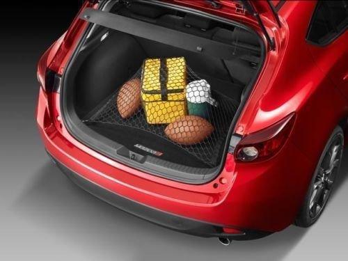 Floor Style Trunk Cargo Net for Mazda3 Mazda 3 (5 door) 2014 2015 2016 2017 2018 NEW (Net Cargo Mazda 3)