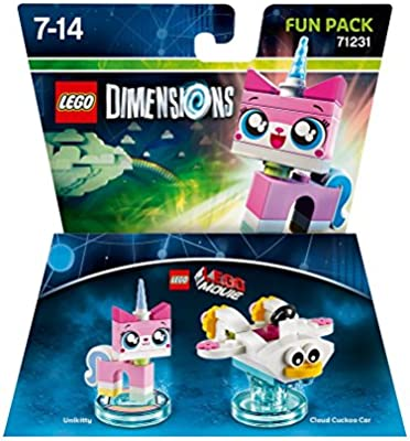 Warner Bros Interactive Spain Lego Dimensions - Unikitty: Amazon.es: Videojuegos