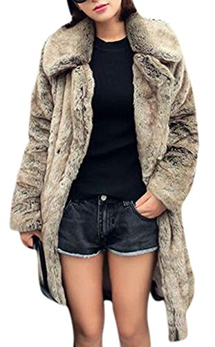 Full Length Womens Mink Coat - 4
