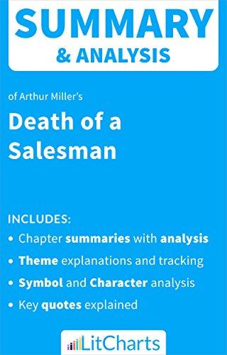 Amazon Summary Analysis Of Death Of A Salesman By Arthur