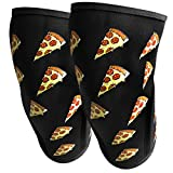 Best Knee Compression Sleeve For Power Liftings - Aklivity Pizza Slice Design on 7mm Knee Compression Review