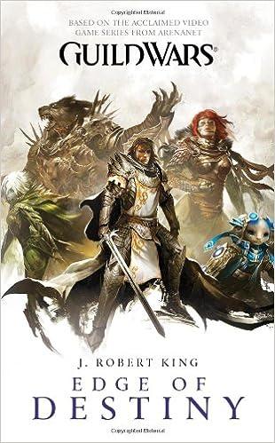 Kostenlose E-Books für Telefone zum Download Guild Wars: Edge of Destiny FB2 by J. Robert King