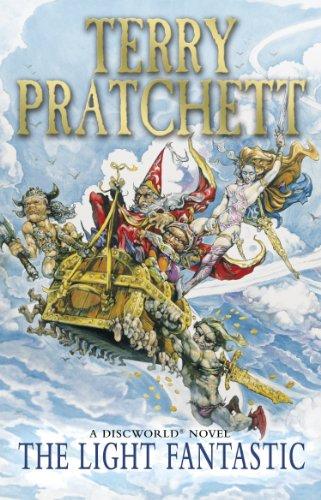 The Light Fantastic (Discworld 2) book cover