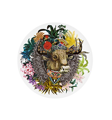 Vista Alegre Christian Lacroix Love Who You Want Charger - Bull by Vista Alegre