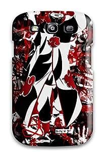 Faddish Phone Akatsuki Case For Galaxy S3 / Perfect Case Cover