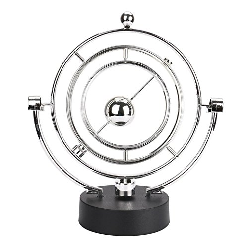 Kinetic Motion Clock - 8