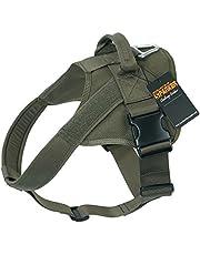 EXCELLENT ELITE SPANKER Tactical Dog Harness Patrol K9 Harness Service Dog Vest Military Dog Vest Working Dog Vest with Handle