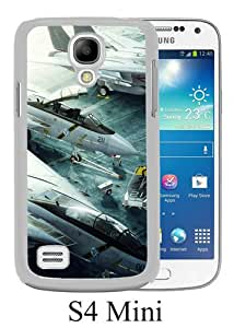 PAN Personalized Design Grumman F 14 Tomcat White Samsung Galaxy S4 Mini Case