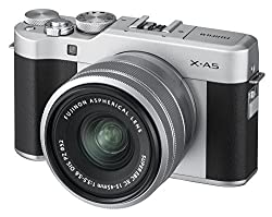 Image of the product Fujifilm X A5 Mirrorless that is listed on the catalogue brand of Fujifilm. The product has been rated with a 4.6 over 5
