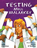 img - for Testing Miss Malarkey book / textbook / text book