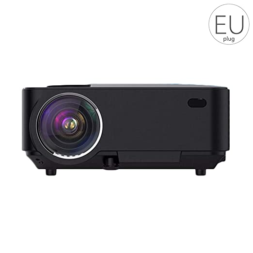 Elenxs T20 LED portátil HD Beamer Home Theater proyector 1080P ...