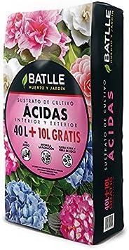 Sustratos - Sustrato Plantas Ácidas 50L - Batlle