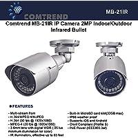 Comtrend MB-21IR IP Camera 2MP Indoor/Outdoor Infrared Bullet, PoE IEEE802.3af